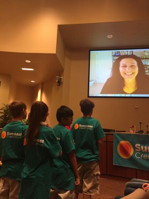 FL Skype 2017 Battle Of The Books Teams