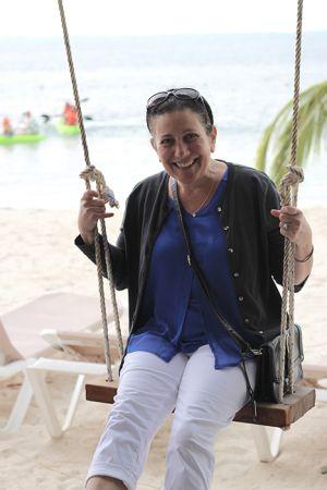 Michele On Swing